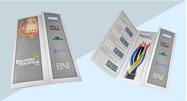 folders design and print